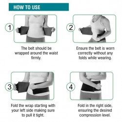 Med-e Move Abdominal Belt