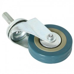 Commode Chair Wheel Caster 3 Inch