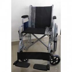 Detachable Armrest & Footrest Wheelchair