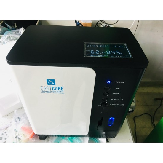 Fastcure Oxygen Concentrator 1L to 6L