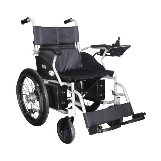 Folding Power Wheelchair