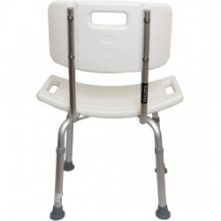 Karma Lavish 2 Shower Chair with Back Support