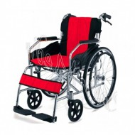 Modern Wheelchair Red