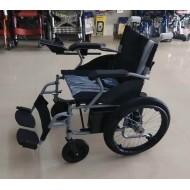 Foldable Manual Power Wheelchair