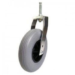 Heavy Duty Front Caster Wheel With Fork