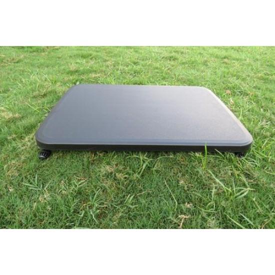 Height Adjustable Variable Table Black