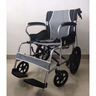 Karma Foldable Ryder MS-1 Manual Wheelchair