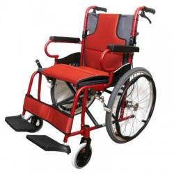 Karma KM 2500 L Premium Ultra Light Wheelchair with Travel Bag