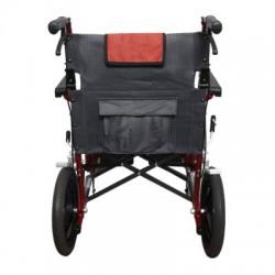 Karma KM 2500 S Premium Ultra Light Wheelchair with Travel Bag