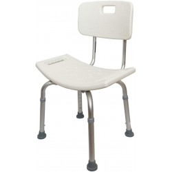 Karma Shower Chair with Back Support Lavish