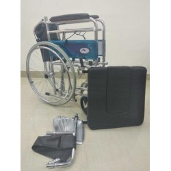 Multipurpose Commode Wheelchair