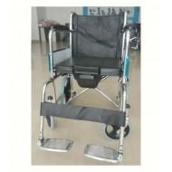 Portable Commode Wheelchair