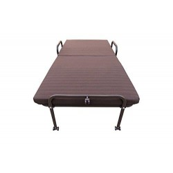 Portable Folding Bed with Mattress