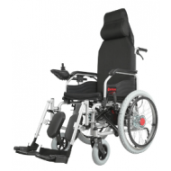 Reclining Manual Electric Power Wheelchair