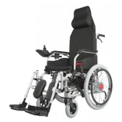 Reclining Manual Electric Power Wheelchair