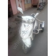 Side Wheel Attachment Kit For Mahindra Rodeo