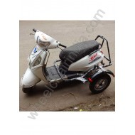 Side Wheel Attachment Kit For Suzuki Access