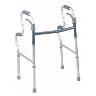 Step Adjustable Frame Walker