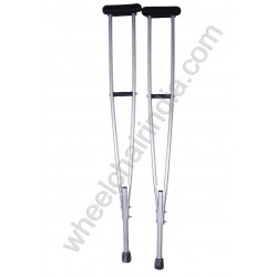 Aluminum Lightweight Underarm Crutches
