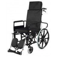 Vissco Imperio Reclining Wheelchair with Elevated Footrest