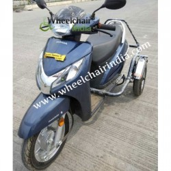 Side Wheel Attachment Kit For Honda Activa 125