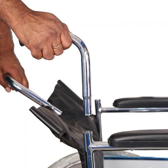 Vissco Rodeo Plus Wheelchair with Spoke Wheel 9975C