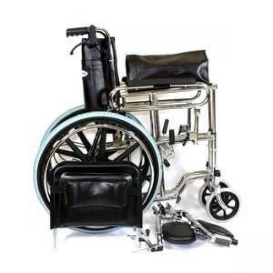 902 GC Manual Reclining Mag Wheel Wheelchair
