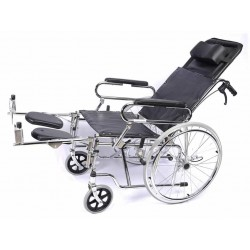 902 GC Manual Reclining Spoke Wheel Wheelchair