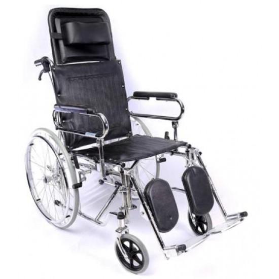 902 GC Manual Reclining Spoke Wheel Wheelchair