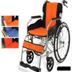 Foldable Aluminum Manual Wheelchair