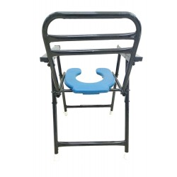 Portable Indian Commode Chair