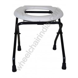 Folding Commode Toilet Stool