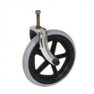 Replacement Front Caster Wheel 8 Inches With Fork Regular