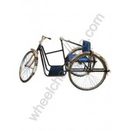 Handicapped Tricycle Deluxe Single Hand Drive