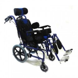 Multi Functional Cerebral Palsy Recliner Wheelchair
