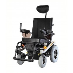 Karma KP 31T Blazer Power With LED Lighting System Automatic Wheelchair
