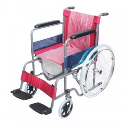 Karma Fighter P Folding Manual Wheelchair