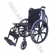 Karma KM 8520 Multi Functional Black With Mag Wheels Manual Wheelchair