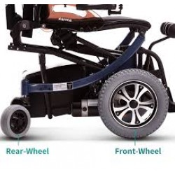 Karma KP-80 Fully Functional Standing and Reclining Power Automatic Wheelchair