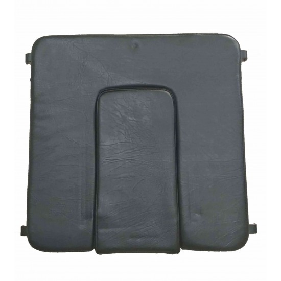 Replacement Karma Rainbow 6 and 608 Commode Wheelchair Seat