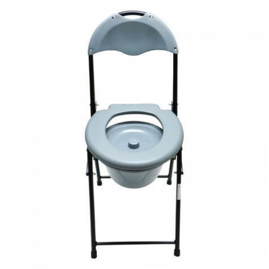 Karma Folding Commode Chair Ryder 200 MS