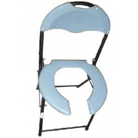 Karma Folding Commode Chair Ryder 200 MS FC
