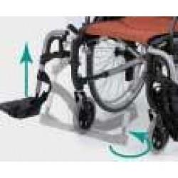 Karma S Ergo 305 Ultra Light Spoke Wheel Wheelchair