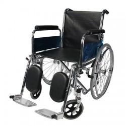 Karma Stainless Steel Sunny 8 Wheelchair