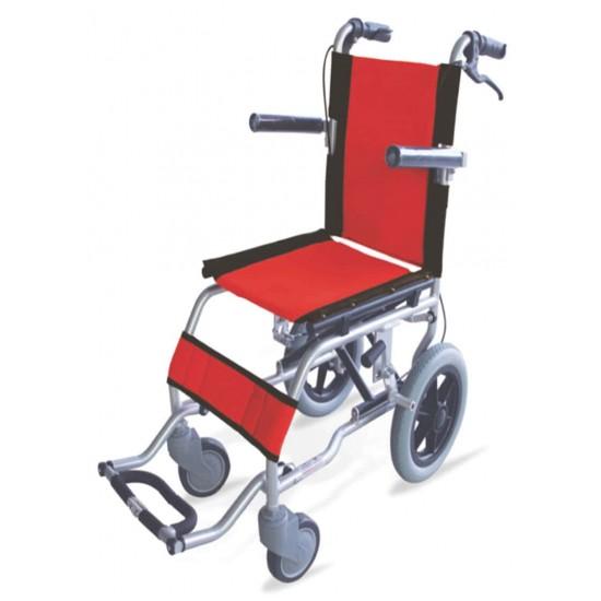 Lightweight Portable Aluminum Wheelchair