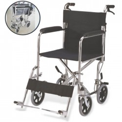 Portable Transport Wheelchair