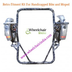 Retro Fitment Kit For TVS Scooty Zest 110