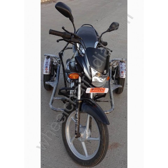 Side Wheel Attachment Kit For Bajaj Platina