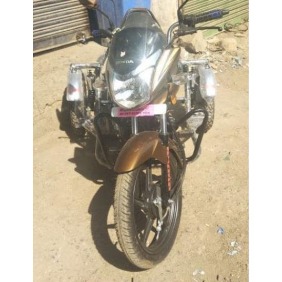 Side Wheel Attachment Kit For Honda CB Shine