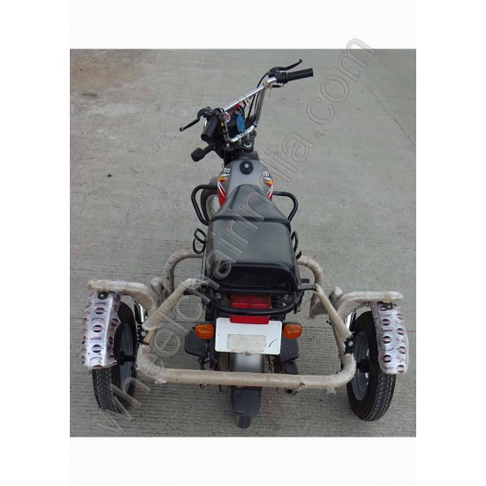 Side Wheel Attachment Kit For TVS XL-100